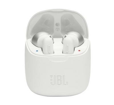JBL T220 True Wireless In-Ear Headphone, White
