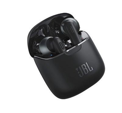 JBL T220 True Wireless In-Ear Headphone, Black