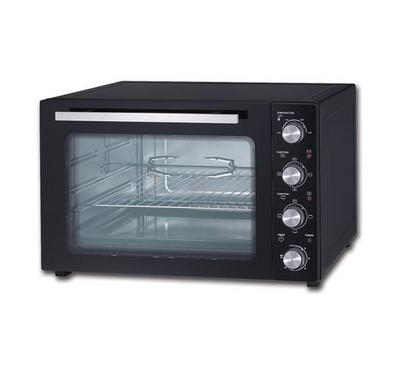 Zen Electric Oven With Convection, 50.0L, 2000W Black.