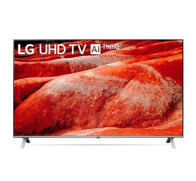 LG 55 Inch, 4K HDR Smart, UHD TV, 55UN8060PVB