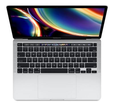 Apple MacBook PRO MXK62 with Touch Bar 2020, Core i5, 13.3 inch, RAM 8GB, 256GB SSD, Silver