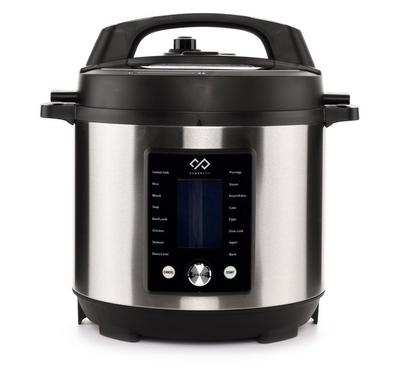 ClassPro Electric Pressure Cooker, 8L, 1300W, 50/60Hz, Stainless \ Black