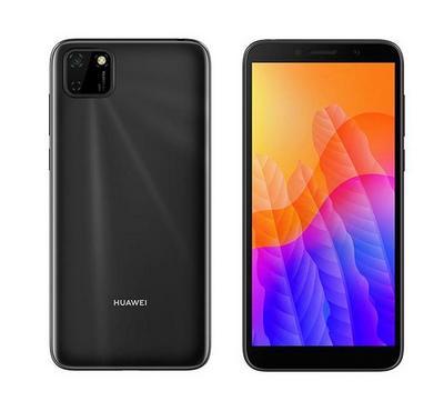 Huawei Y5P, 32GB, Midnight Black