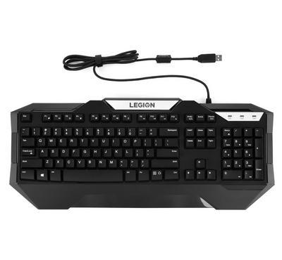 لينوفو، ليجن لوحة مفاتيح للالعاب، سلكي