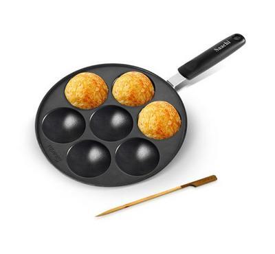 ساتشي، صانعة فيتومبوا 7 قطع اطباق مضادة للالتصاق