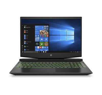 HP Pavilion Gaming Laptop, Core i5, 15.6 Inch, 8GB RAM, 1TB+128GB SSD, Shadow Black