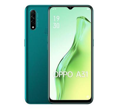 Oppo A31, 64GB, Lake Green