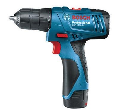 Bosch, Cordless drill,12V
