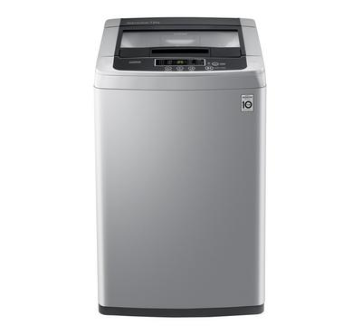 LG, Top Load Washing Machine, 9Kg, Smart Inverter Motor, Silver