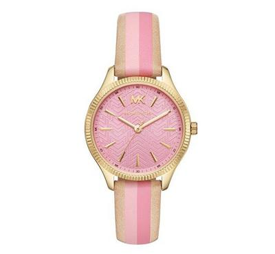 Michael Kors, Women's Watch, Pink With Pink Dail