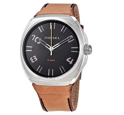 Diesel, Men's Watch, Brown With Black Dail