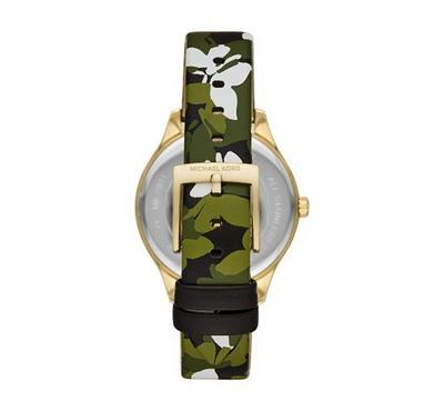 Michael Kors, Women's Watch, Green With Green Dail