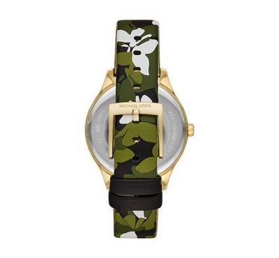 مايكل كورس، ساعة نسائية، مينا خضراء، خضراء