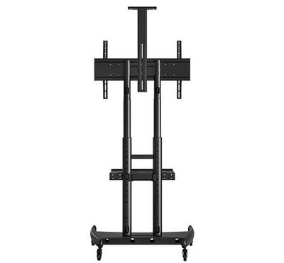 NB AVA, 50-80-Inch LCD/LED TV, Bracket Stand, Black