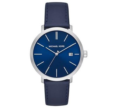 Michael Kors, Men's Watch, Blue With Blue Dail
