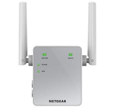Netgear, EX3700 Range Extender Dual band, White