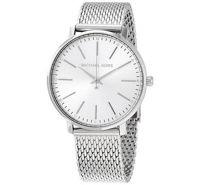 Michael Kors, Women's Watch, Silver With Silver Dail