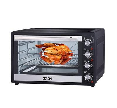Zen,Electric Oven, 100.0L, 2200W, Black