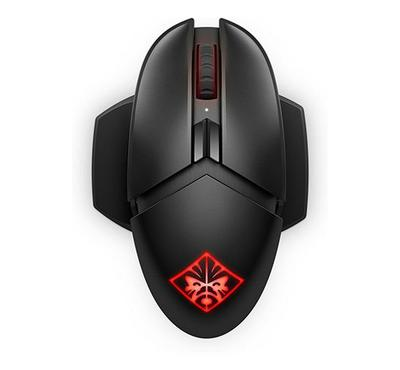 HP, Omen Photon Wireless Mouse, 6 Buttons Quantity, Black