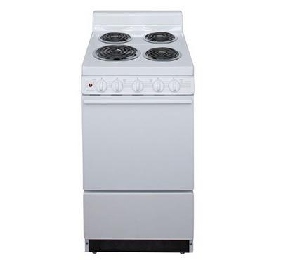 Ariston 50x60 Electric Cooker With Electric Grill, 4 Radiant Hot Plate,White.