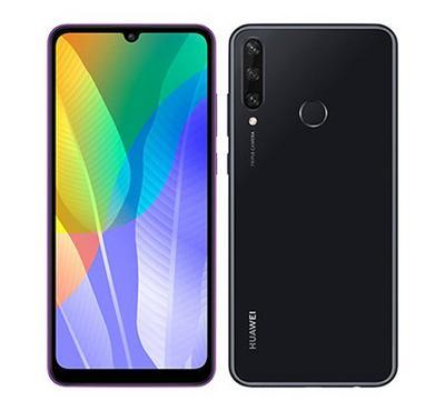 Huawei Y6P, 64GB, Midnight Black