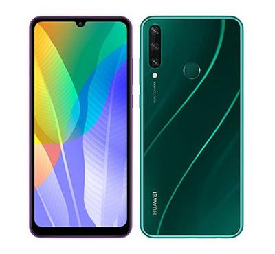 Huawei Y6P, 64GB, Emerald Green