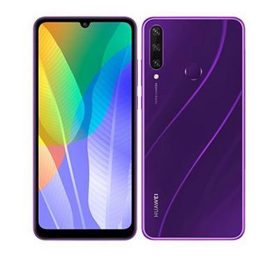 Huawei Y6P, 64GB, Phantom Purple
