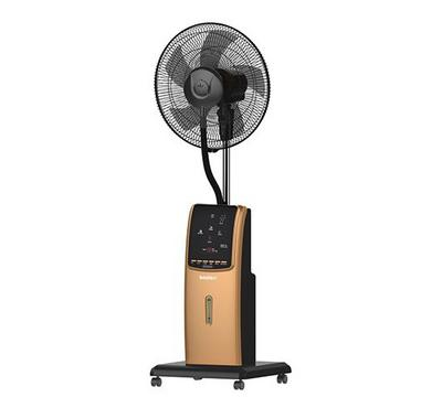Koolen Stand Mist Fan 16 inch, 100W, Golden