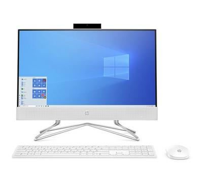 HP 22 AIO PC, Core i5, 21.5 inch, RAM 8GB, 1TB, Snow White