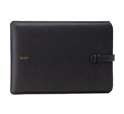 Acer, Protective Sleeve for 14 inch, Notebooks Synthetic leather, Brown