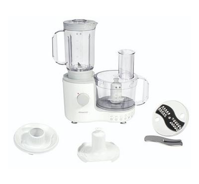 Kenwood 600W Food Processor, 2 Speed Pulse,White