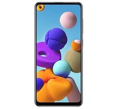 Samsung Galaxy A21S, 64GB  ,Black