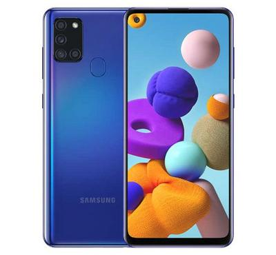 Samsung Galaxy A21S, 64GB  ,Blue