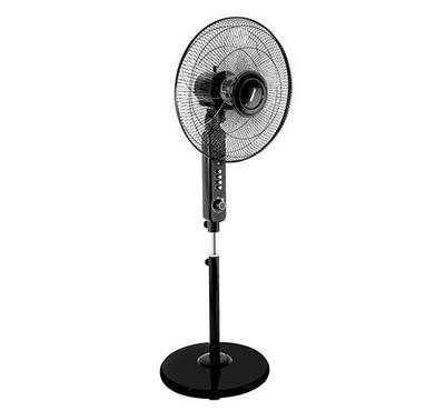 Geepas, Stand Fan, 16 Inch, 3 Speed Option, Black
