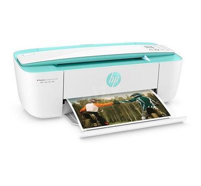 HP, 3789 DeskJet Ink Advantage AIO Printer, White