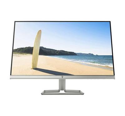 HP, 27 Inch Monitor, FHD LED Backlit IPS, Built-in 1.5W Speakers, Blizzard White
