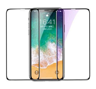 Jinya Defender Glass Screen Protector,for iPhone XS Max and iPhone 11 Pro Max, Black