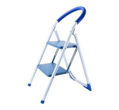 2 step Ladder, Blue