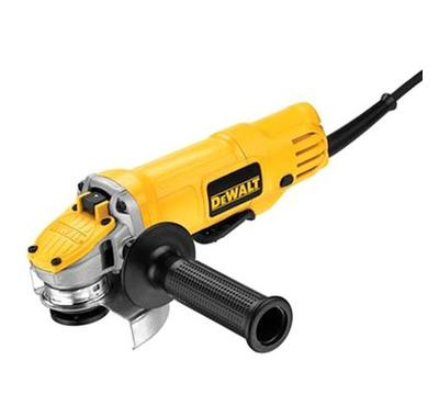Dewalt, ZA03 115MM Paddle Switch Grinder,Yellow