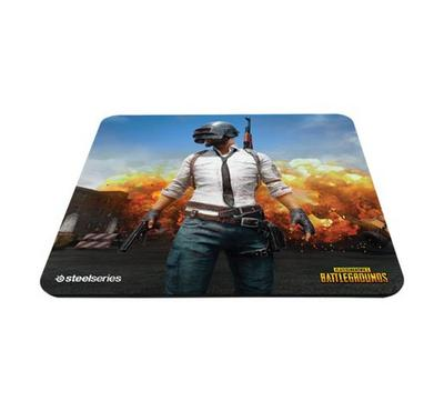 SteelSeres, QCK Gaming Mousepad with PUBG Edition
