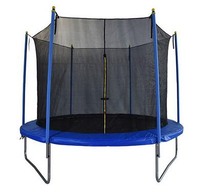 Homez, 6Ft Trampoline With Safety Net, Max. Weight 50Kgs