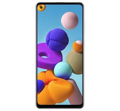Samsung Galaxy A21S, 64GB ,White