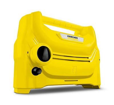 Karcher, K1 Horizontal Pressure Washer, 220-240V, Yellow