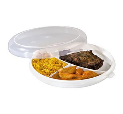 Xavax Microwave Plate, Seprate and Cover