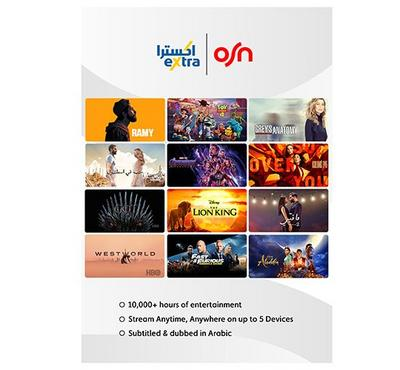 OSN Streaming 3 Months