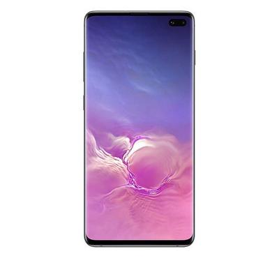 Samsung S10 Plus ,128GB ,Ceramic Black