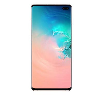 Samsung S10 Plus ,128GB ,Ceramic White