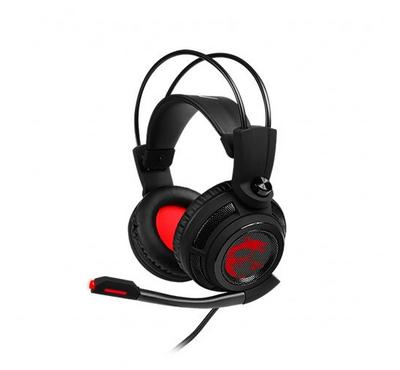 MSI, DS502, Gaming Headset, Black