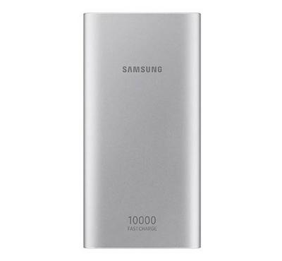 Samsung 15W Power Bank with Type C, 10000mAh, Silver