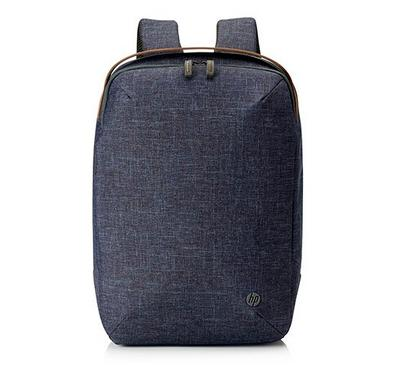HP, Renew, 15 inch Backpack, Navy Blue